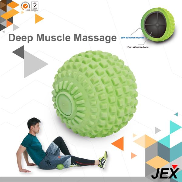5inch JEX KNOT OUT MASSAGE BALL