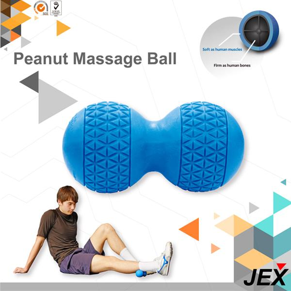 Peanut Massage Ball / Double lacrosse ball