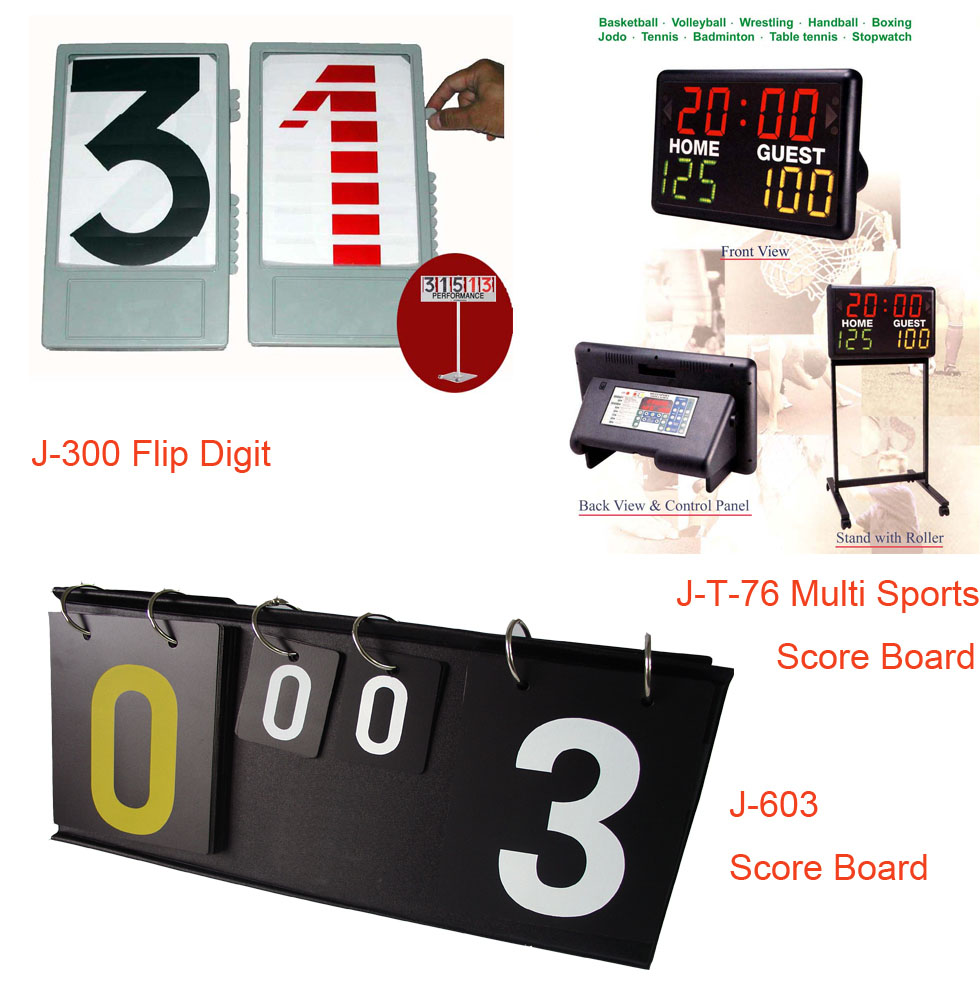 Score board, Flip Digit, Multi Sports Score Board