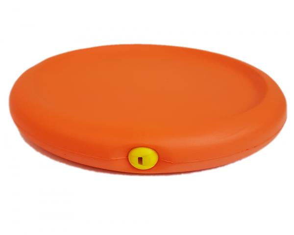 Toy flying disc frisbee